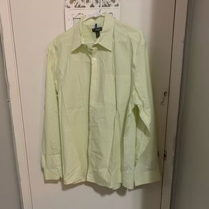 Kenneth Cole reaction men's shirt xl